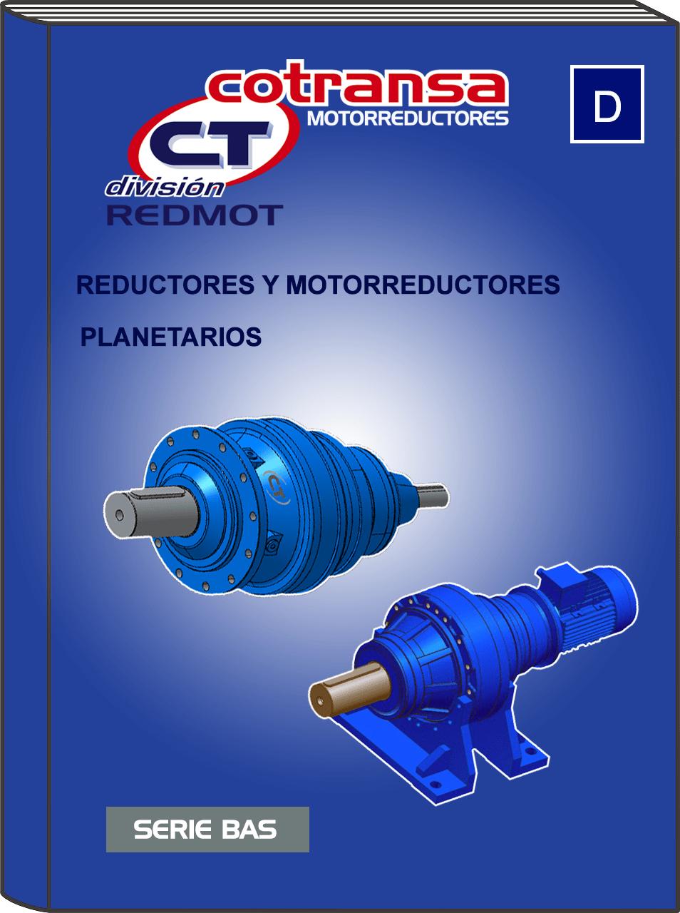 Catálogo Redmot D