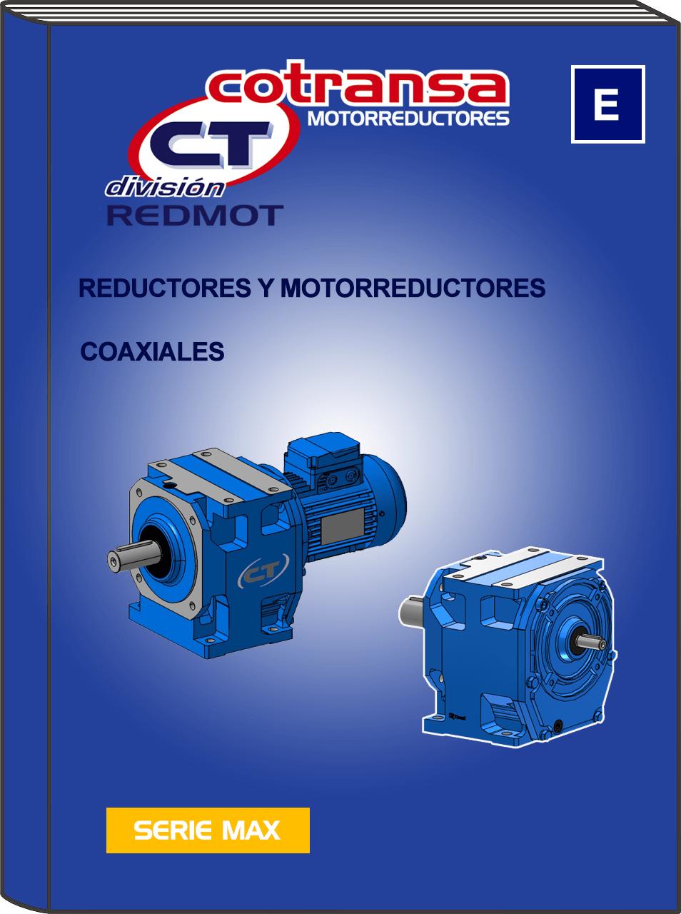 Catálogo Redmot E