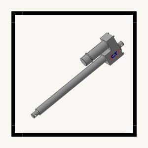 Actuador Lineal LMP